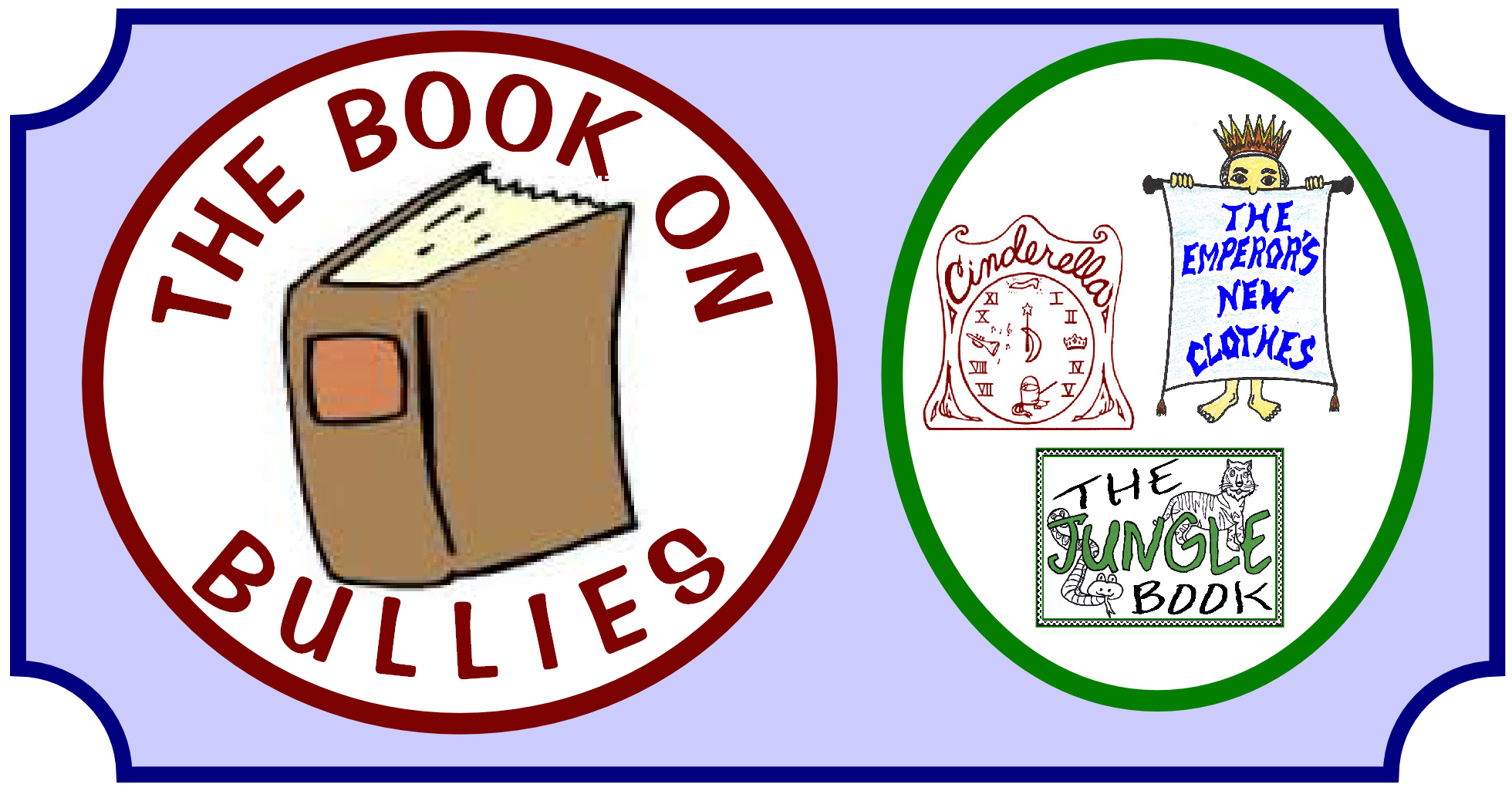 Book On Buillies Logos